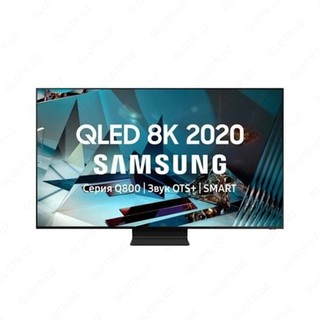 Телевизор Samsung 65Q800TAU QLED 8K