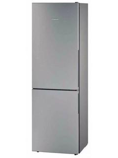 Serie   4 Отдельностоящий холодильник с нижней морозильной камерой186 x 60 cm Под нержавеющую сталь