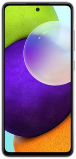Смартфон Samsung Galaxy A52 4/128Gb (Чёрный/Black)