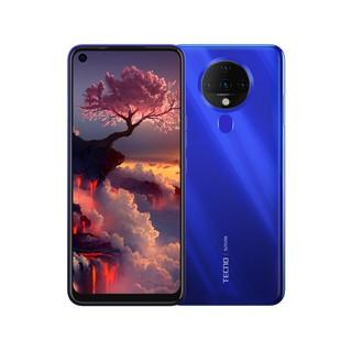 Смартфон TECNO Spark 6 (KE7) 4/64GB Ocean Blue (4895180762024)