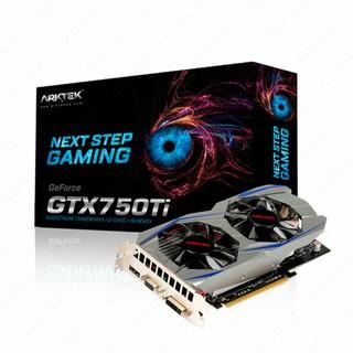Видеокарта Arktek GeForce GTX750 2048 MB 128 bit