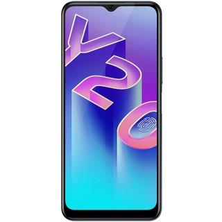 Смартфон VIVO Y20 (4+64GB) Obsidian Black