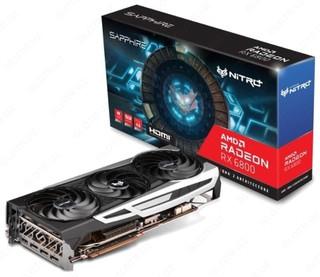 Видеокарта Sapphire NITRO+ Radeon RX 6800 Gaming 16GB (Только в сборке!)