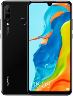 Смартфон HUAWEI P30 lite 4GB+128GB Midnight Black