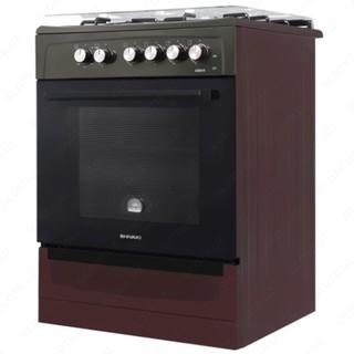Комбинированная плита Shivaki 6300-K Коричневый