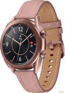 Умные часы Samsung Galaxy Watch3 41мм (бронза) (62504)