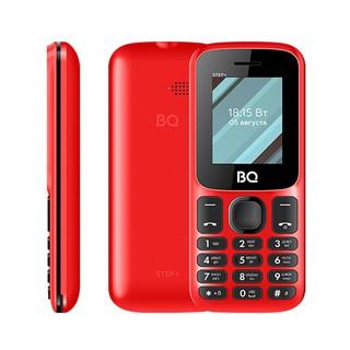 BQ 1848 Step+, Red/Black