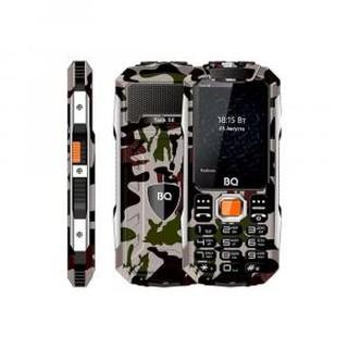 Кнопочный телефон BQ 2432 Tank SE Military Green