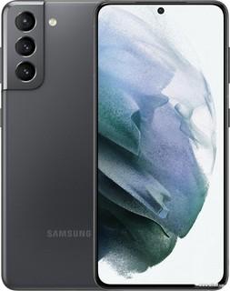 Смартфон Samsung Galaxy S21 5G 8GB/256GB (серый фантом) (63386)