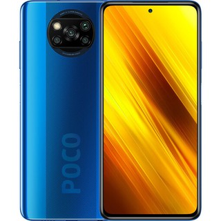 Смартфон Xiaomi POCO X3 6/128Gb Blue NFC