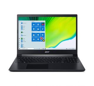 """Ноутбук Acer Aspire 7 A715-75G-52С2 / Intel i5-10300 / DDR4 8GB / HDD 1TB / VGA 4GB / 15.6"""" IPS"""