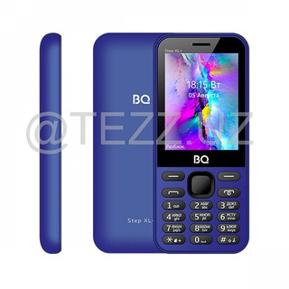 Телефоны BQ 2831 Step XL+ Dark Blue