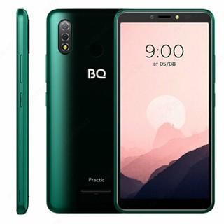 Смартфон BQ 6030G Practic Green gradient
