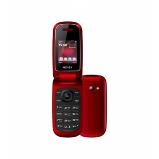 Кнопочный Телефон Novey 118 Красный