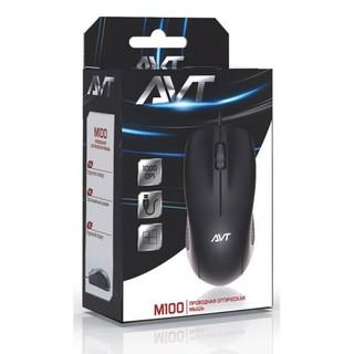 Мышка AVT M100 USB   AS