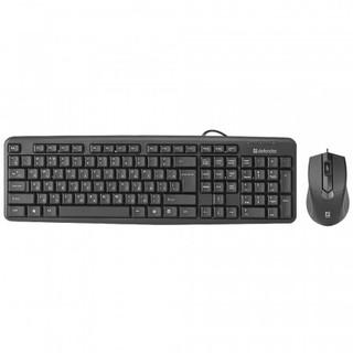Клавиатура и мышь Defender Dakota C 270
