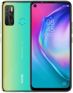 Смартфон TECNO Camon 15 4/64GB Shoal Gold