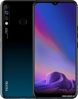 Смартфон Tecno Camon 12 (синий/черный) (53672)