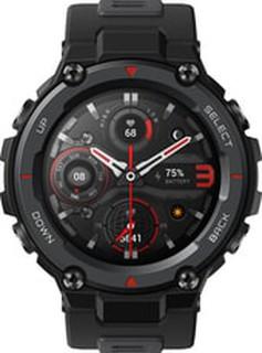 Гибридные умные часы Amazfit T-Rex Pro (черный) (69740)