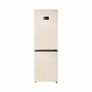 Холодильник Midea MDRB470MGE 424 л Бежевый