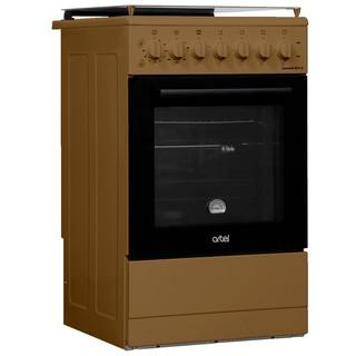 Электрическая плита Artel Comarella 50 01-E ЭП коричневый