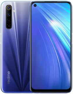 Смартфон Realme 6 4+128 Blue (RMX2001)