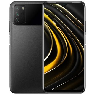 Xiaomi Poco M3 4/128 GB Power Black