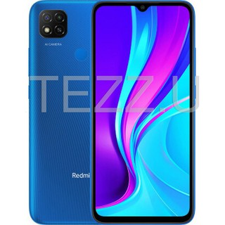 Смартфоны Xiaomi Redmi 9C EU 3/64GB Twilight Blue