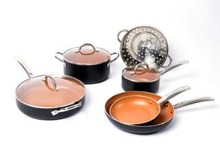 Кухонный набор Copper Chef 9 в 1