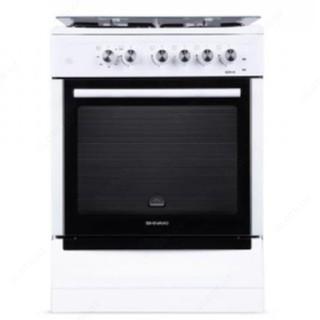 Газовая плита Shivaki 6400-G ГП с ГК Белый
