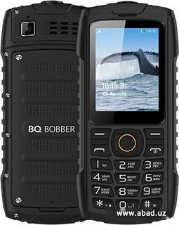 Мобильный телефон BQ-Mobile BQ-2439 Bobber (черный) (59528)