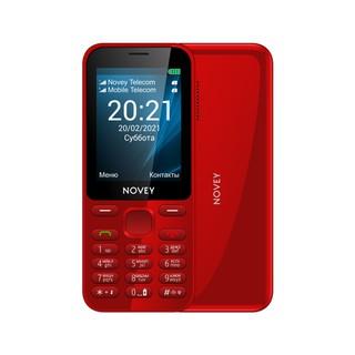 Телефон Novey 222c Red