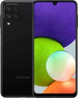Samsung A22 4/64GB чёрный