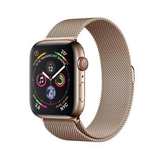 Apple watch 4 series 44mm Milanese Loop Gold