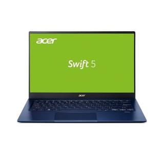 "Ноутбук Acer Swift 5 SF514-54-52C6 / Intel i5-1035 / DDR4 16GB / SSD 512GB / 14"" IPS / Win 10"