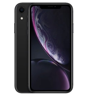 Apple iPhone Xr 64GB, 1SIM, BLACK, USA