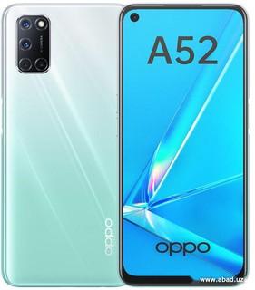 Смартфон Oppo A52 CPH2069 4GB/64GB (белый) (59564)