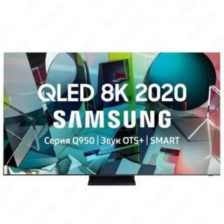 Телевизор Samsung 65-дюймовый 65Q950TSU 8K HDR Smart TV