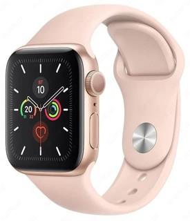 Умные часы Apple Watch Series 5 GPS 44mm (Gold)