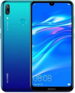 Смартфон HUAWEI Y7 (2019) Aurora Blue