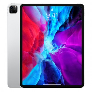 Apple iPad PRO 12,9 WI-FI+4G 512GB, SILVER, 2020