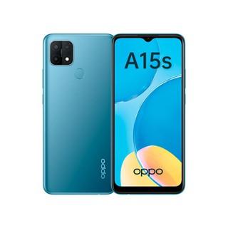 Смартфон OPPO CPH 2179 А15s Синий