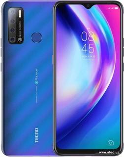 Смартфон Tecno Pouvoir 4 (синий) (69733)