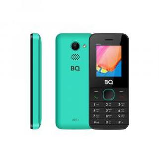 Кнопочный телефон BQ 1806 ART + Sea Green