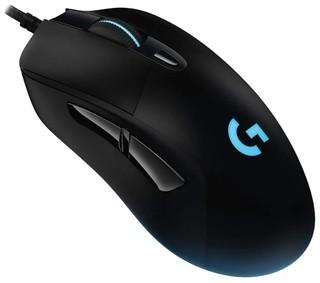 Мышь Logitech G403 HERO Gaming Mouse Black USB