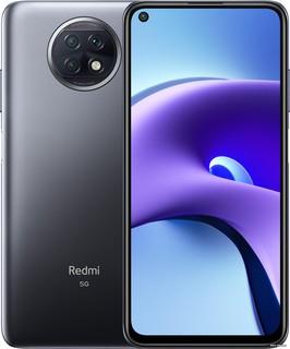 Смартфон Xiaomi Redmi Note 9T 4GB/128GB (сумрачный черный) (67661)
