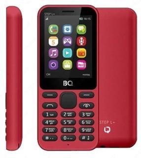 Телефон BQ 2431 Step L+ (Red,White)