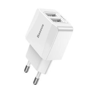Зарядное устройство Baseus Mini Dual-U Charger