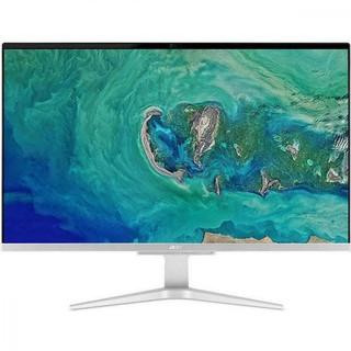 """Моноблок Acer Aspire C27-865B / Intel i3-8130U / DDR4 4GB / HDD 1000GB / Nvidia GeForce MX130 2GB / No DVD / 27"""" FHD / Wi-Fi / Web"""