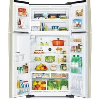 Холодильник Hitachi R-W720PUC1